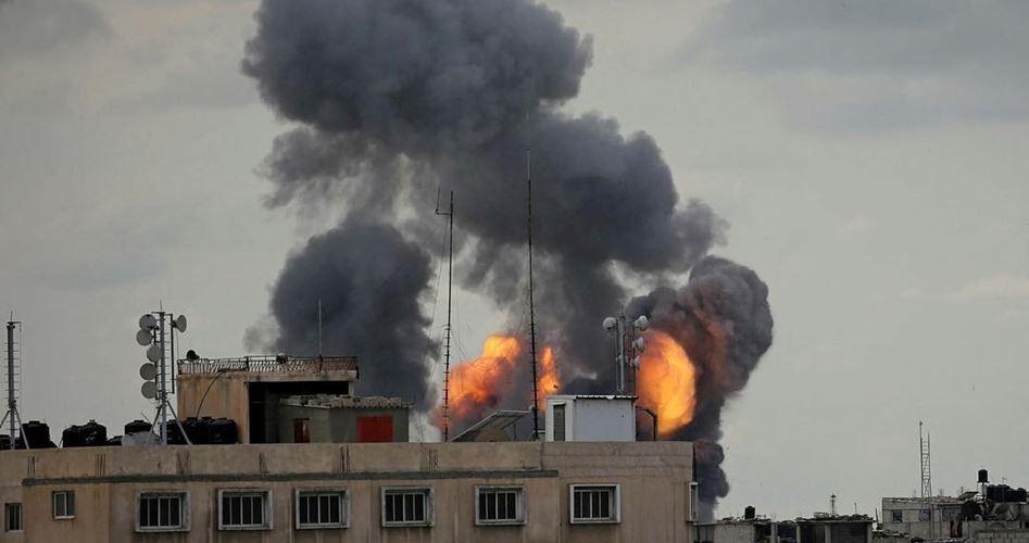 Nuovi attacchi aerei su Gaza