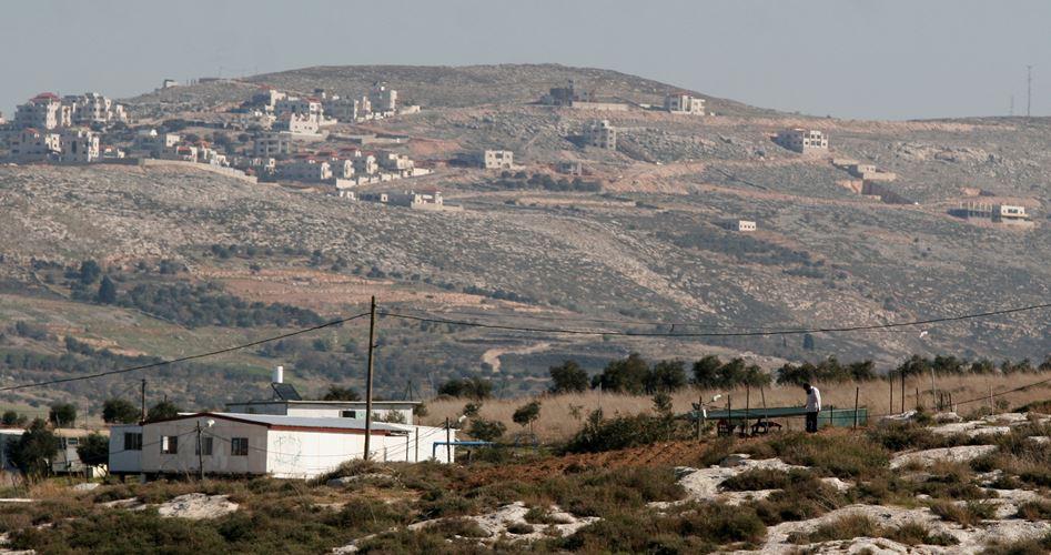 Netanyahu da il via libera a 3500 unità coloniali vicino a Gerusalemme