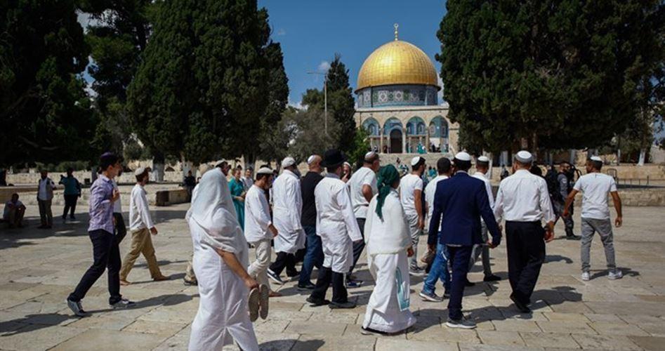 Gerusalemme, 122 coloni invadono al-Aqsa