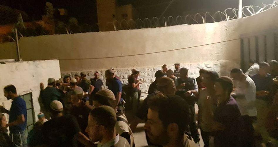 2000 coloni invadono l'area della Tomba di Giuseppe: diversi autoctoni palestinesi feriti