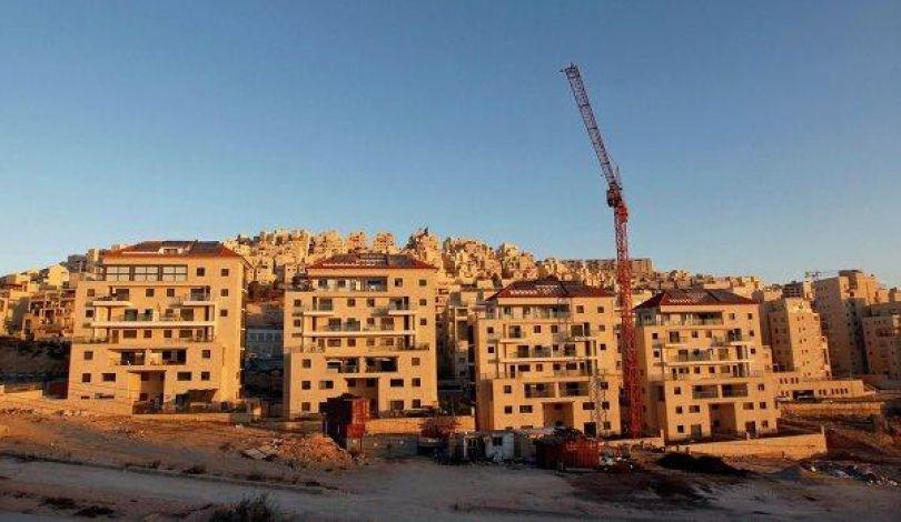 Approvato piano israeliano per la costruzione di 1800 unità coloniali in Cisgiordania