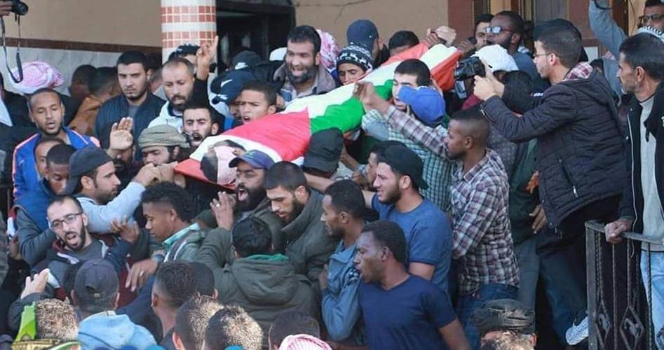 Adolescente a Gaza muore per le ferite subite mesi fa durante Grande Marcia del Ritorno