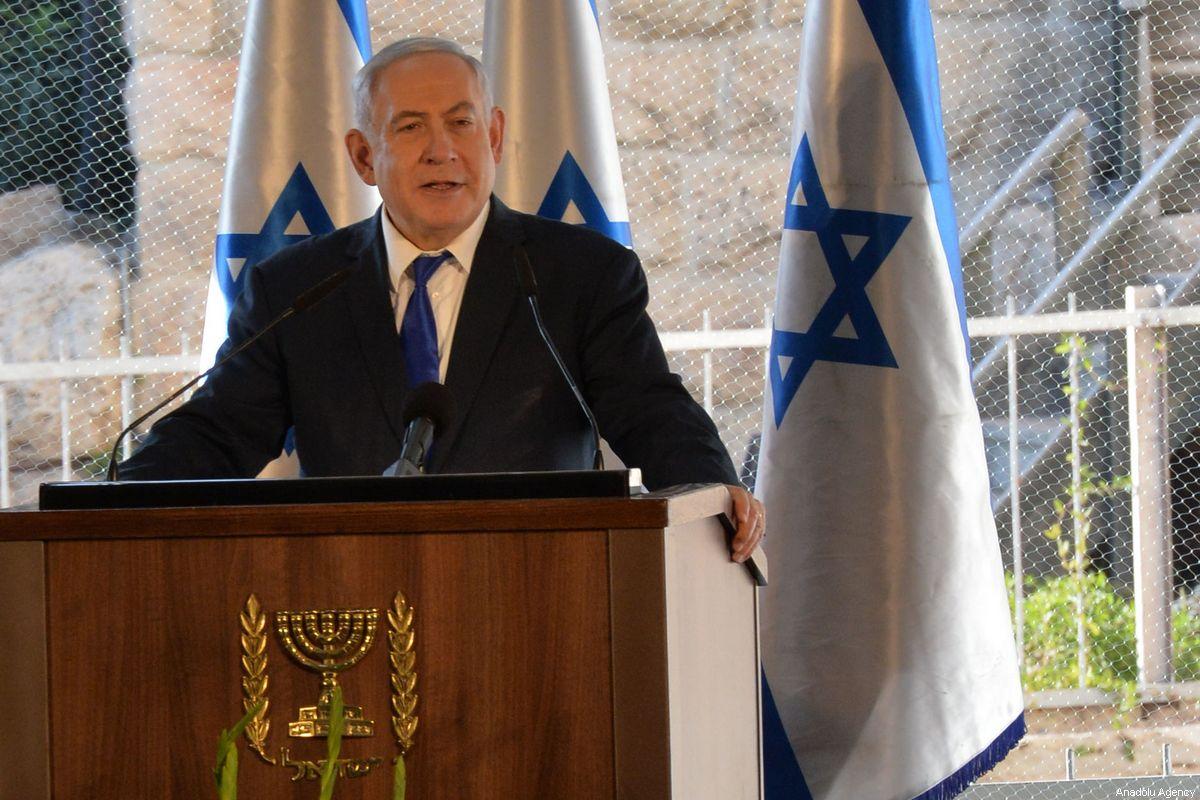 Netanyahu: Israele ha ampi legami con gli stati arabi e islamici
