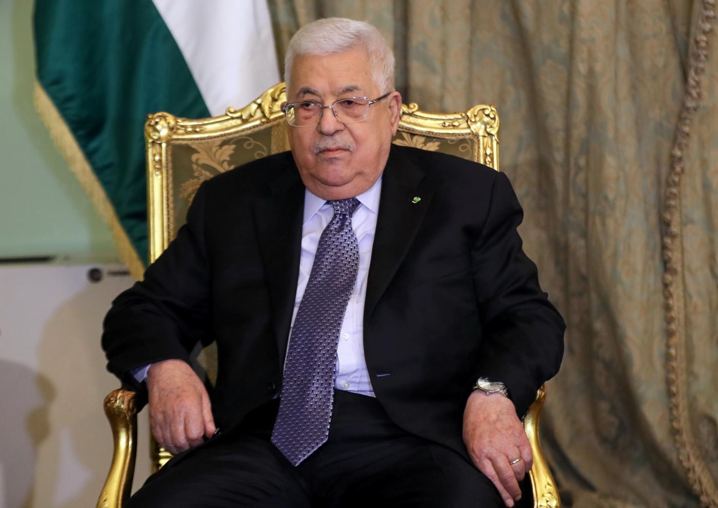 Abbas annuncia la chiusura di tutti i rapporti con Israele e gli USA