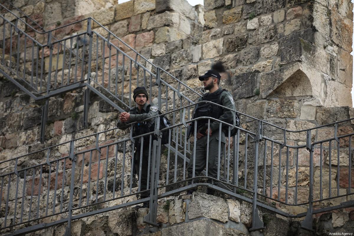 Gerusalemme, dirigenti palestinesi nel mirino delle forze di occupazione