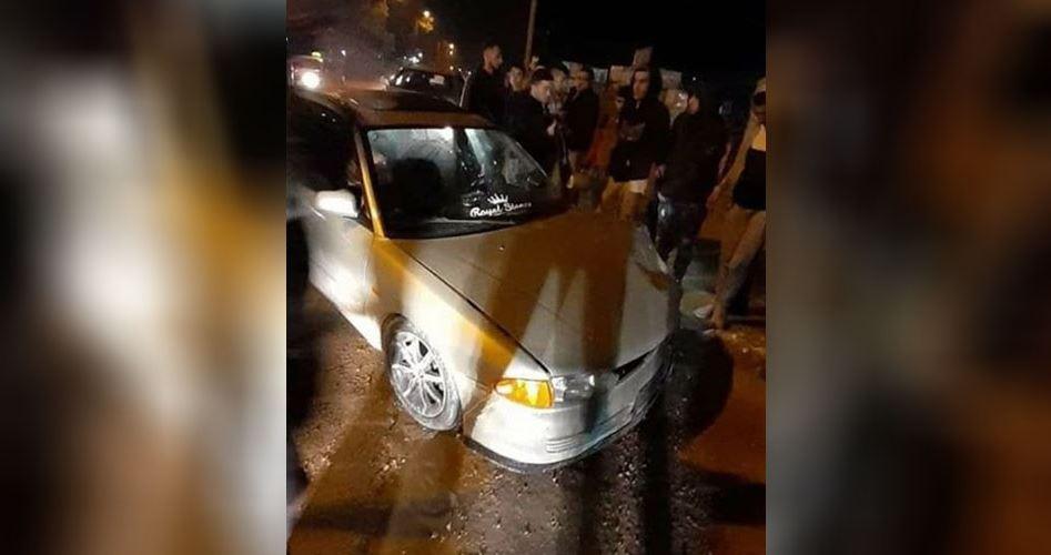 Palestinese perde il controllo dell'auto: ferito dalle forze israeliane a Jenin