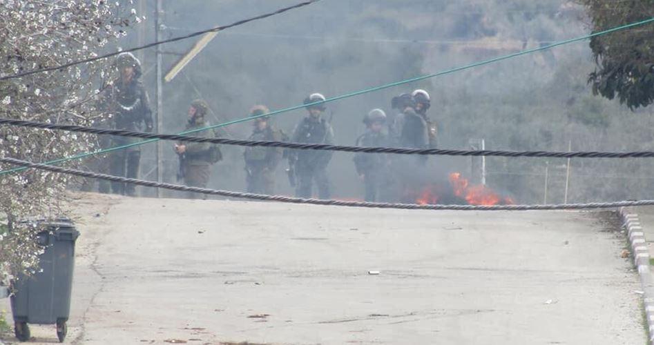 Decine di palestinesi soffocati dai lacrimogeni in Cisgiordania