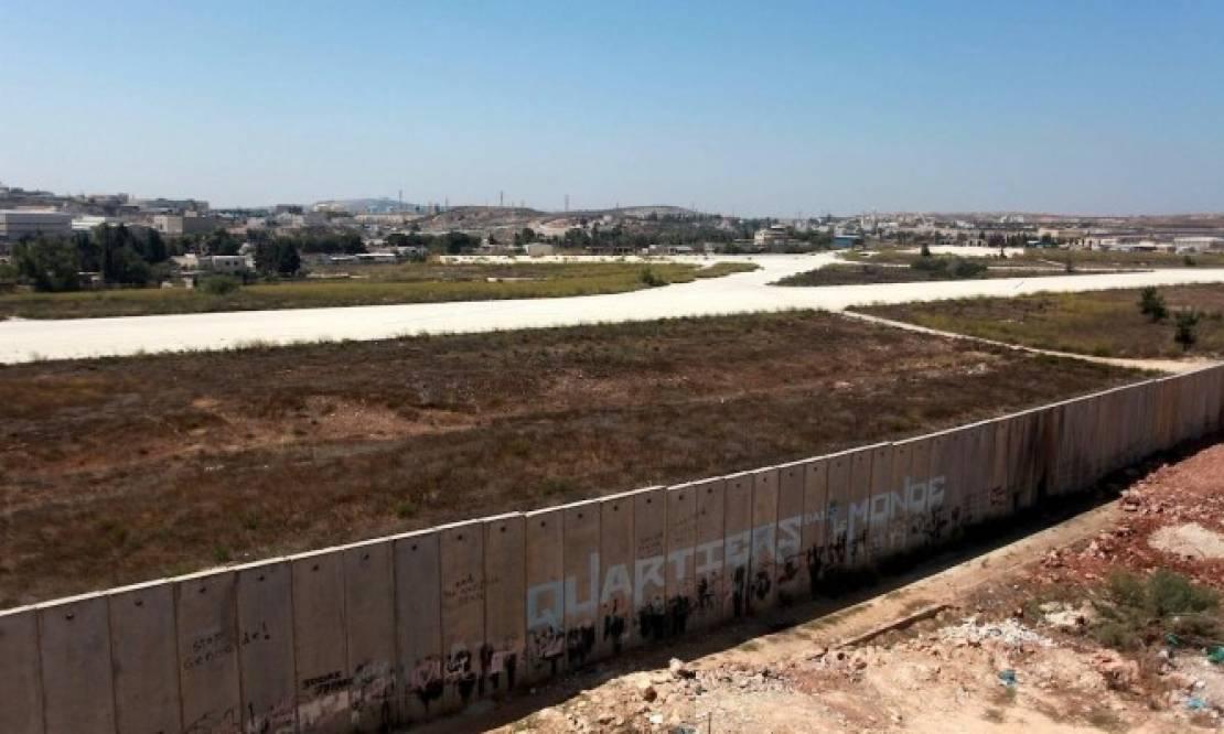 Israele costruirà 9.000 unità abitative coloniali sul sito dell'ex aeroporto di Qalandiya