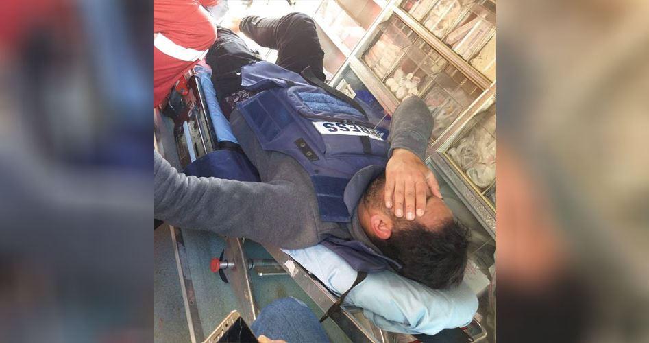 Cisgiordania, le IOF feriscono decine di Palestinesi in manifestazioni