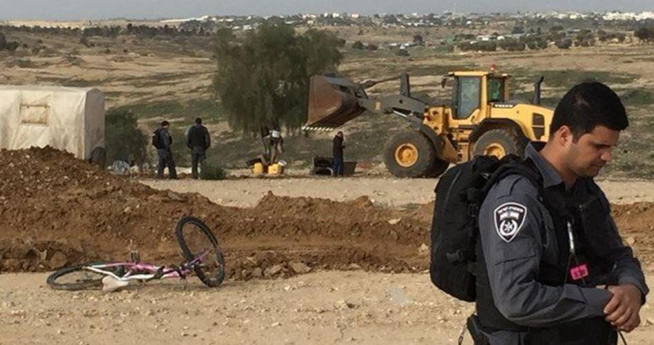 Il villaggio di Araqib distrutto per la 174ª volta dalle forze di occupazione