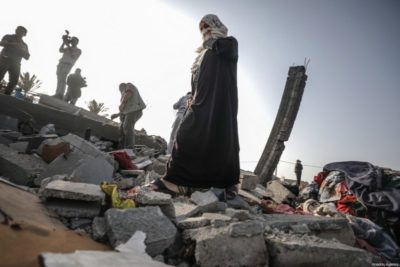 Israele consegna ordini di demolizione per 4 strutture residenziali