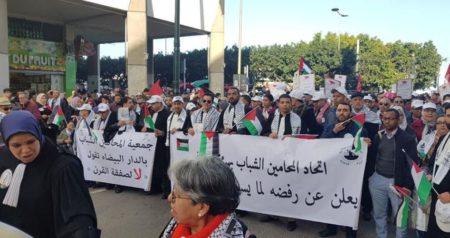 Hamas lancia appello al mondo arabo-islamico per manifestazioni contro Affare del Secolo