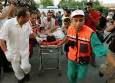 Soldati israeliani sparano a giovane nel sud della Striscia di Gaza