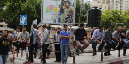 A Dayr Al-Balah si registra il più alto tasso di disoccupazione di Betlemme