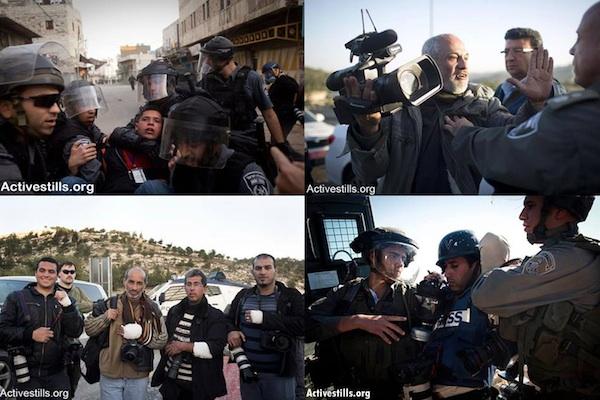 PPS: 15 giornalisti detenuti nelle carceri israeliane