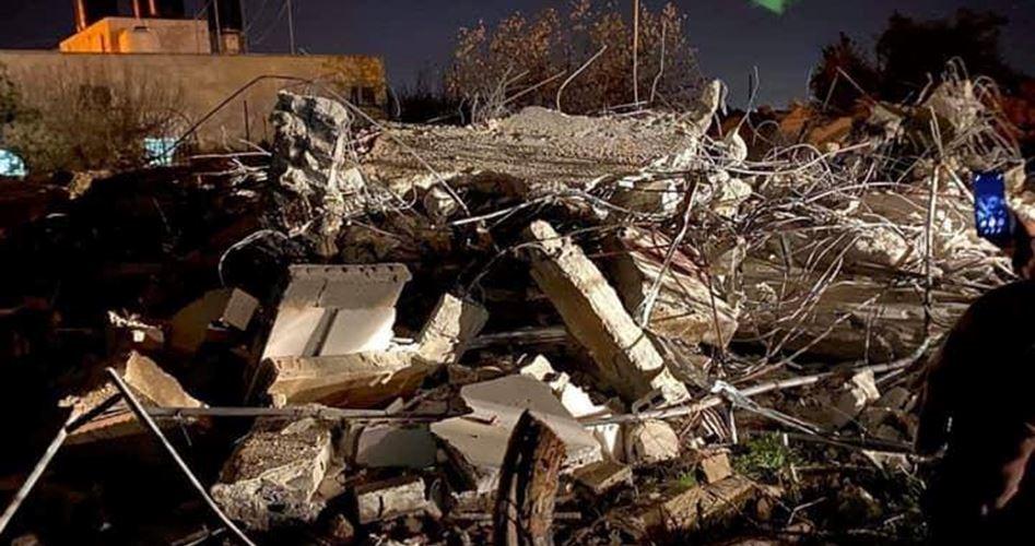2019: anno record di demolizioni israeliane