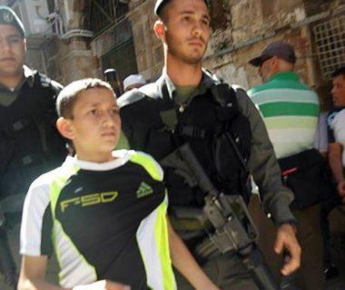 41 minorenni palestinesi arrestati dalle IOF a febbraio