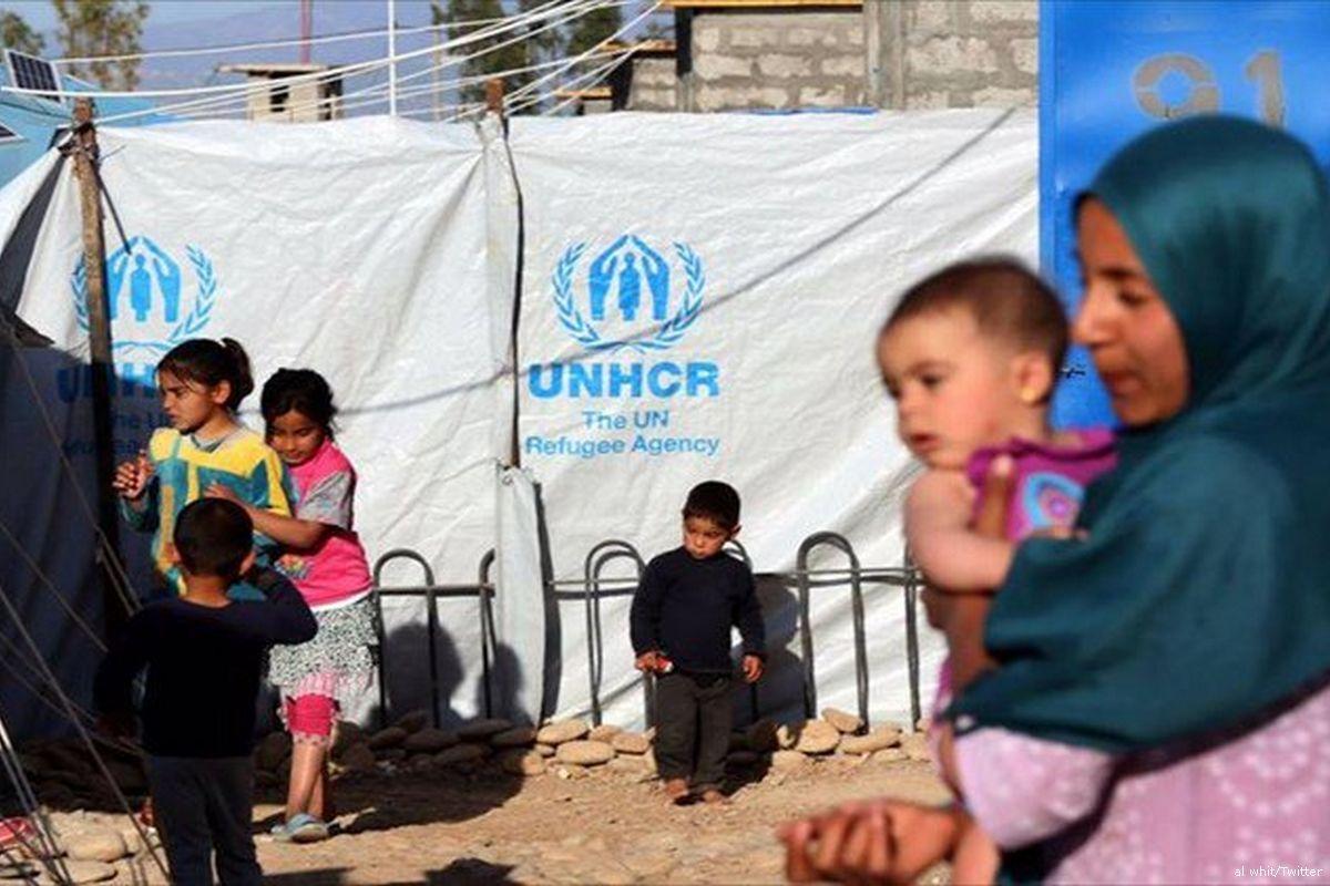 """Rifugiati palestinesi in Iraq vivono in condizioni """"tragiche"""""""