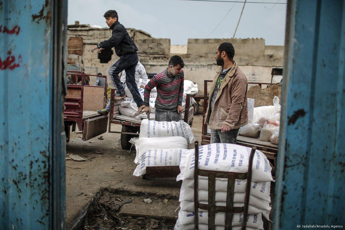 UNRWA sospende distribuzione di alimenti a Gaza