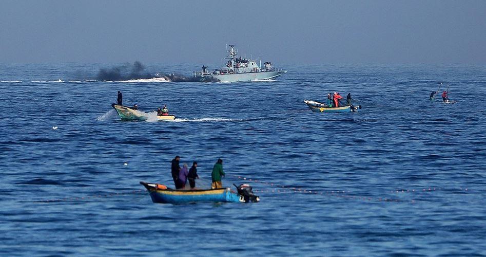 Gaza: 19 violazioni israeliane contro pescatori a febbraio