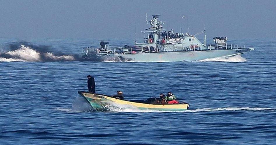Pescatore ferito dalle IOF nelle acque di Gaza