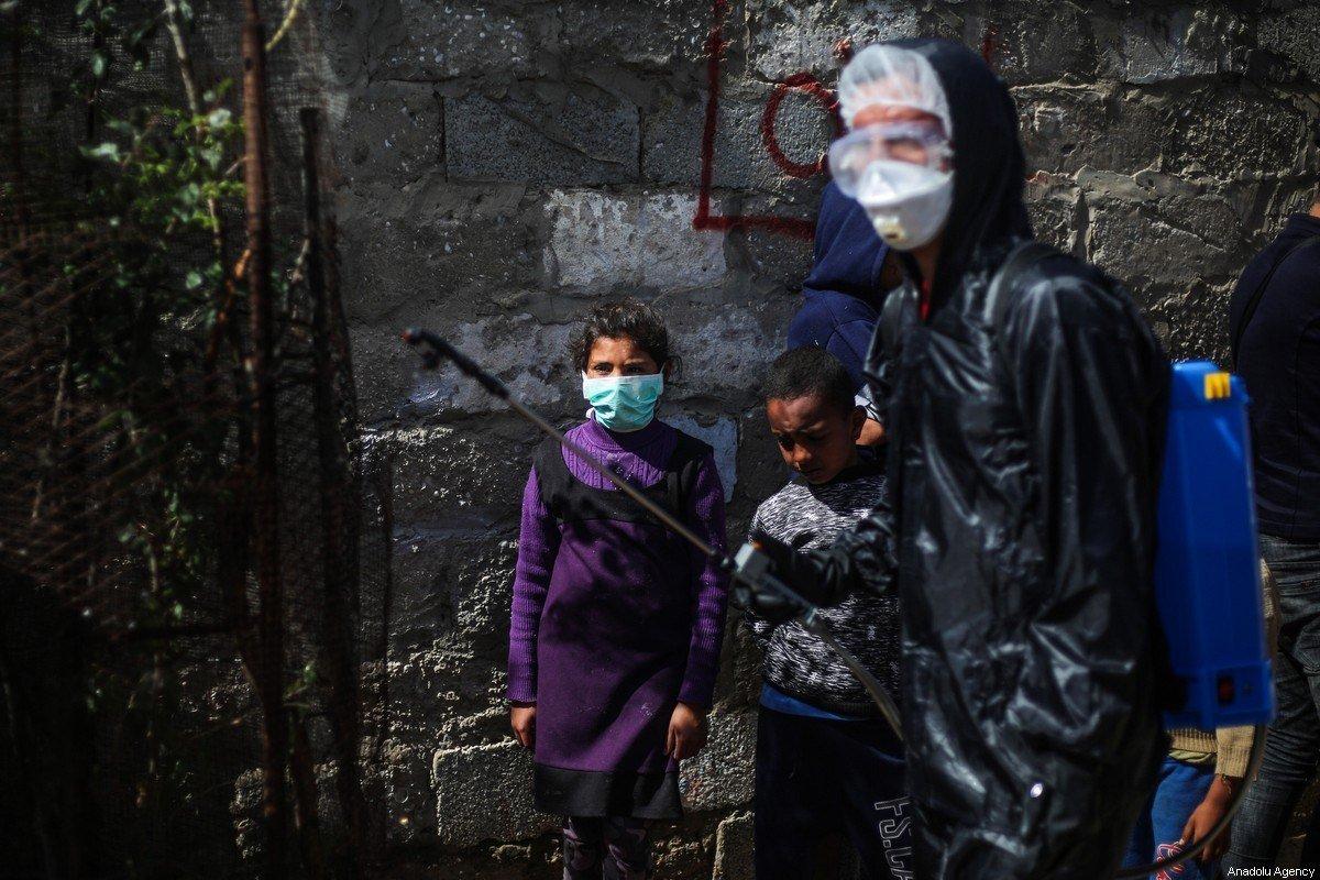 Misure preventive contro Coronavirus a Gaza paralizzano l'economia