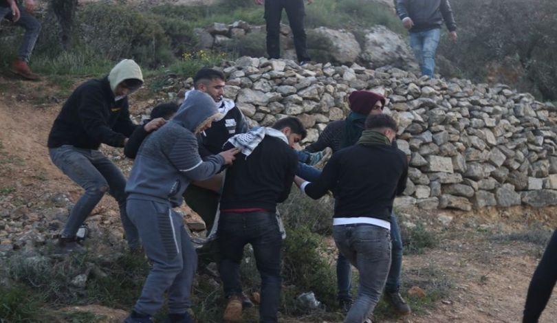 Nablus, un ragazzo palestinese ucciso e 112 feriti dalle forze di occupazione a Jabal al-Arma
