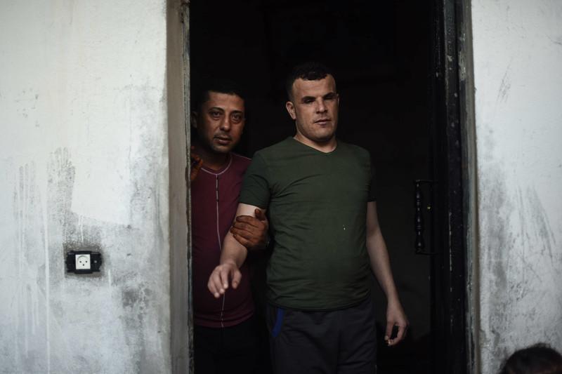 Come Israele ha rubato la vista e l'olfatto a questo pescatore