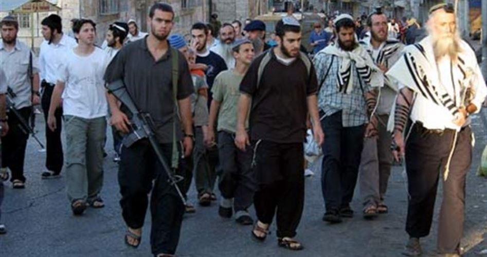 Palestinese ferito da coloni a Nablus