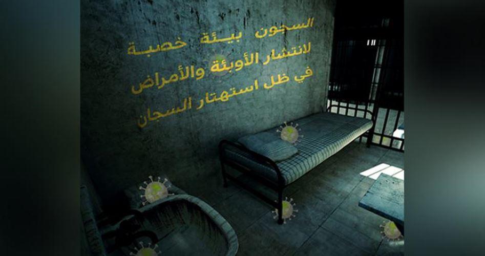 Asra Media accusa Israele di non proteggere i prigionieri dal coronavirus