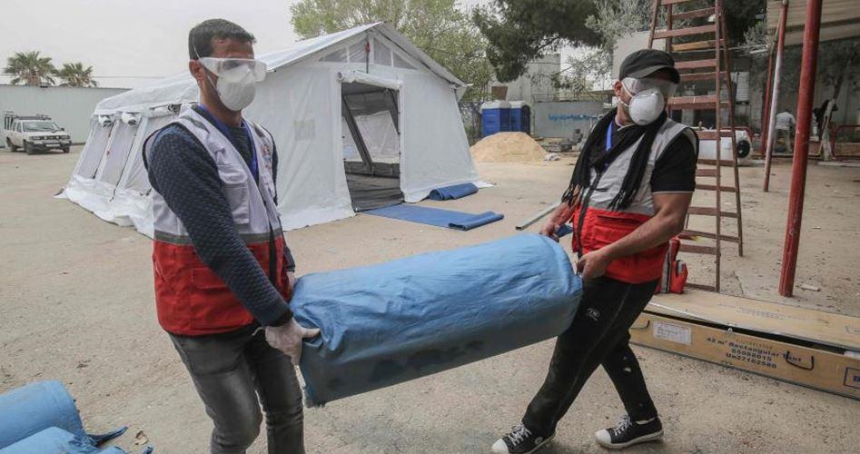Gruppi per i diritti umani chiedono di consentire l'entrata di attrezzature mediche nella Striscia di Gaza assediata