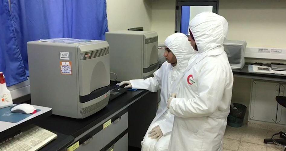 Laboratorio centrale di Gaza esaurisce test per Coronavirus