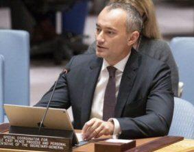 Funzionario ONU chiede assistenza per il governo palestinese nella lotta al Covid-19