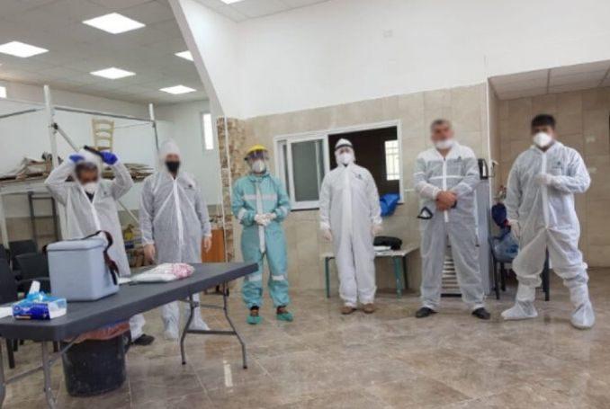 Raid israeliano ferma i test clinici sul Coronavirus a Gerusalemme est