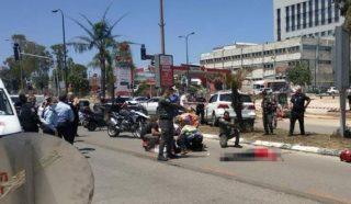 Colono ferito in un attacco con il coltello a Tel Aviv