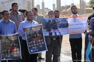 13 giornalisti palestinesi nelle carceri israeliane