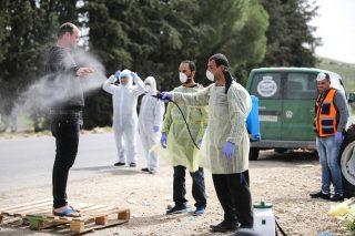 Lega Araba: Israele mina gli sforzi dell'ANP per contrastare coronavirus nei Territori palestinesi