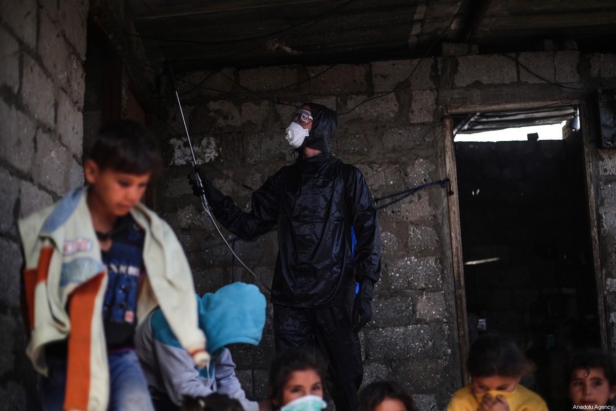 OCHA: 34 milioni di dollari necessari per contrastare la diffusione del coronavirus in Palestina