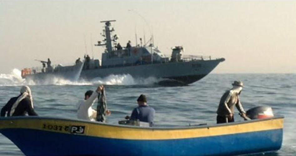 Due pescatori gazawi feriti dalla Marina israeliana