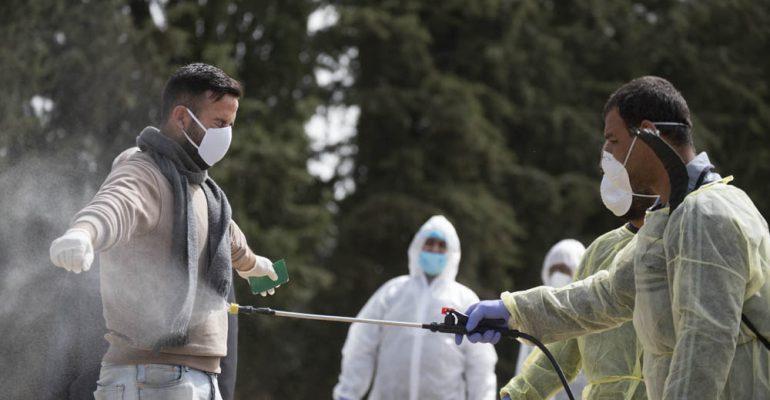 Perfino in una pandemia Israele non tratta i suoi sottoposti come uguali