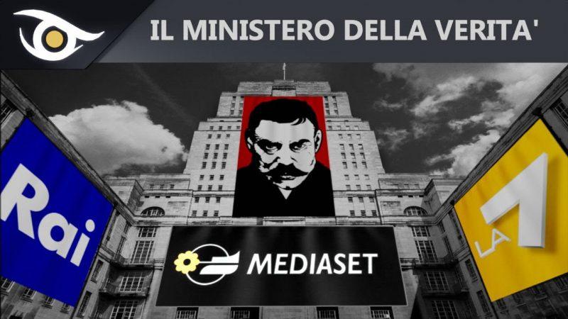 Appello pubblico contro la censura e per la libertà di informazione sancita dalla Costituzione italiana