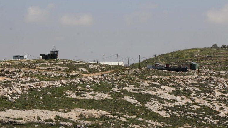 In Cisgiordania i coloni approfittano del confinamento dovuto al coronavirus per annettere terre palestinesi