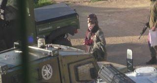 IOF arrestano ragazza palestinese vicino alla moschea di Ibrahimi