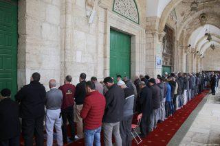 Preghiere nel complesso di al-Aqsa riprendono la prossima settimana