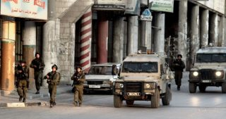 IOF eseguono incursioni a Ya'bad