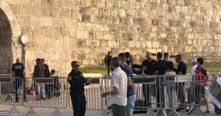 Israele chiude ingressi alla Città Vecchia di Gerusalemme