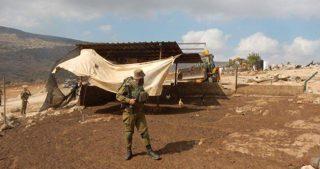 IOA demolirà diverse strutture nella Valle del Giordano