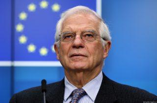 UE non riconoscerà annessione israeliana unilaterale della Cisgiordania