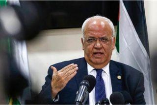 Funzionario OLP: Decisione di cancellare accordi con USA ed Israele in vigore