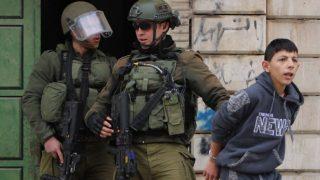 Israele deve scarcerare i minori palestinesi, afferma l'ONU